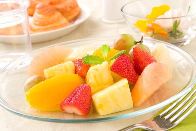 カットフルーツの栄養価