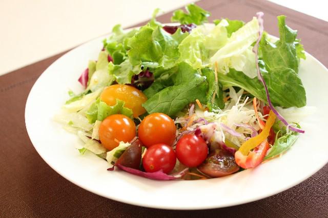 野菜不足の解消にカット野菜